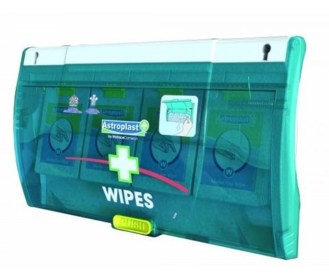 Sterile Wipes & Dispensers