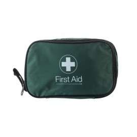 Astroplast BS 8599-2 MEDIUM Motor Vehicle First-Aid Kit Complete In Green Pouch