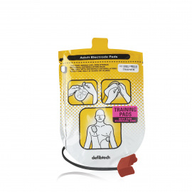DefibTech Adult Training Pad Package (1 set)