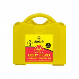 Body Fluid & Sharps Disposal (7 Application – PGB Large)