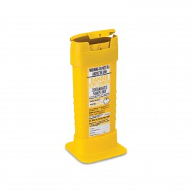 Sharps Disposal Container Bin (0.6 Litre)