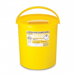 Sharps Disposal Container Bin (22 Litre)