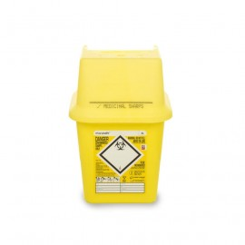 Sharps Disposal Container Bin (4 Litre)