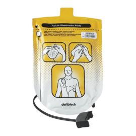 Defibtech Lifeline Adult Defibrillation Pad Package