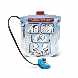 Defibtech Lifeline Paediatric Defibrillation Pad Package