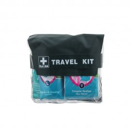 Astroplast One Person Travel First-Aid Pouch Complete (Each)
