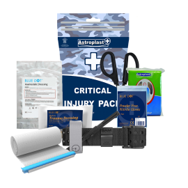 Astroplast BS 8599-1 2019 Critical Care Kit in Foil Pouch